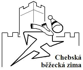 Chebská běžecká zima 2021/2022 - 13.ročník