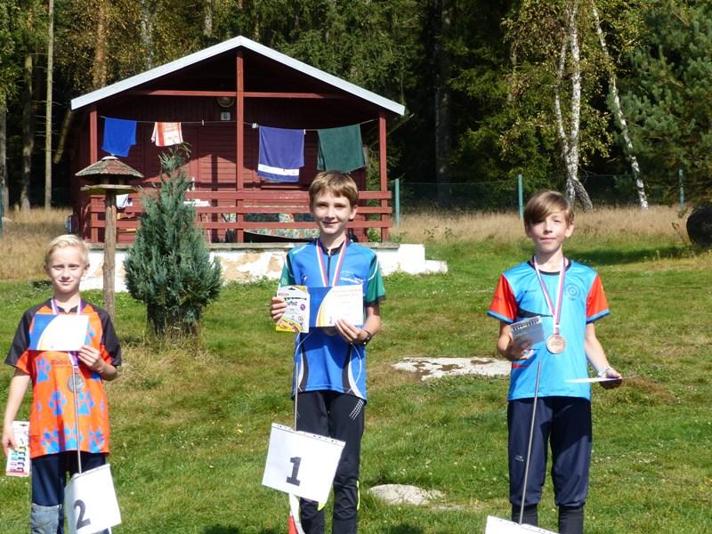 Mistrovství ČR ve foxoringu a sprintu 25-26.9.2021