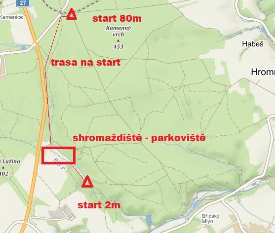 Mistrovství ČR na krátké trati - Třemošenský šotek 5-6.6.2021