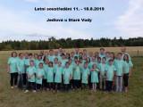Letní tábor 2019 - Jedlová u Staré Vody